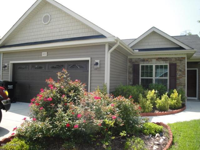 415 Peppermint Drive, Hubert, NC 28539 (MLS #100142702) :: Century 21 Sweyer & Associates