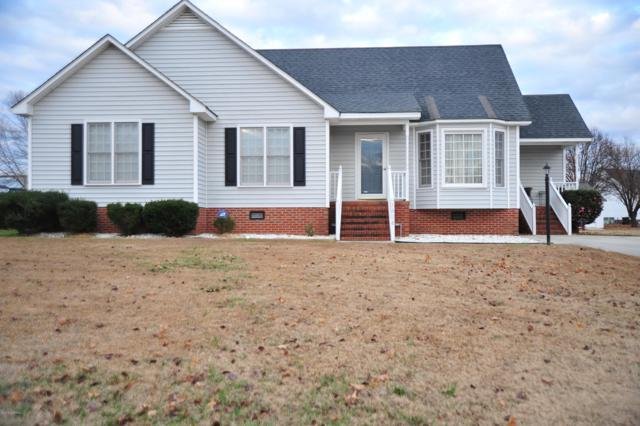 3608 Trotters Drive W, Wilson, NC 27893 (MLS #100142758) :: The Keith Beatty Team