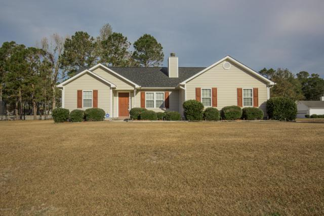 101 Knotts Court, Sneads Ferry, NC 28460 (MLS #100142776) :: Courtney Carter Homes