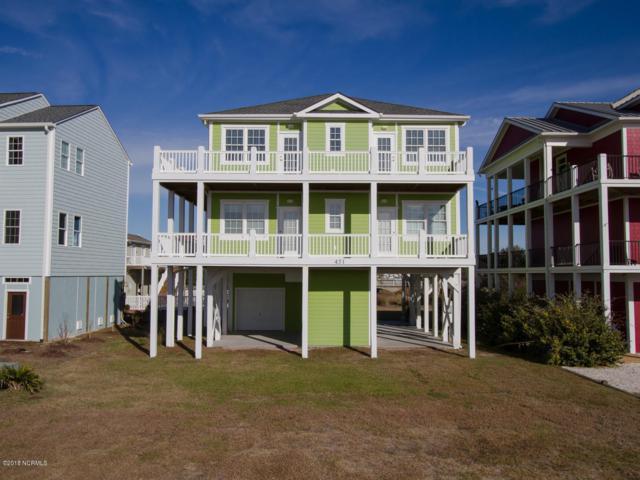 451 E Seventh Street SW, Ocean Isle Beach, NC 28469 (MLS #100142832) :: Vance Young and Associates