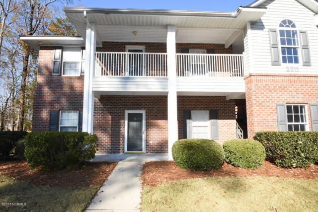 2211 Locksley Woods Drive A, Greenville, NC 27858 (MLS #100142837) :: RE/MAX Essential