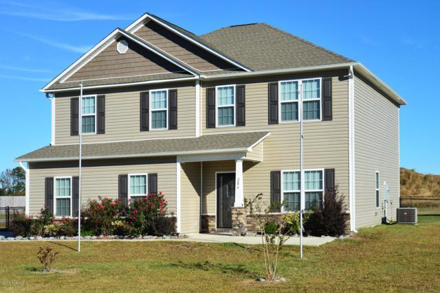 206 Carew Drive, Goldsboro, NC 27530 (MLS #100142889) :: Coldwell Banker Sea Coast Advantage