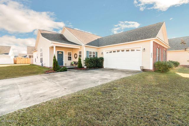 205 Winterlochen Drive, Jacksonville, NC 28540 (MLS #100142995) :: Coldwell Banker Sea Coast Advantage