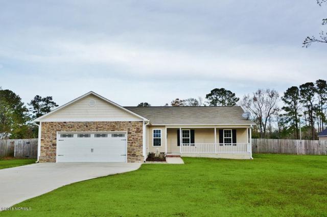 2904 Dawson Cabin Road, Jacksonville, NC 28540 (MLS #100143069) :: Century 21 Sweyer & Associates