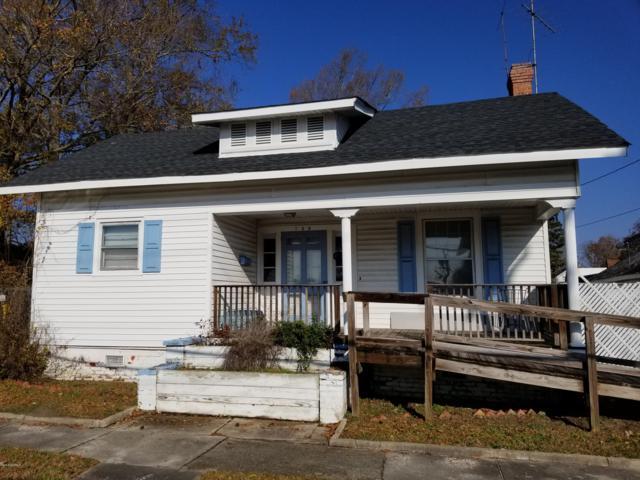105 W Grainger Avenue, Kinston, NC 28501 (MLS #100143124) :: The Bob Williams Team