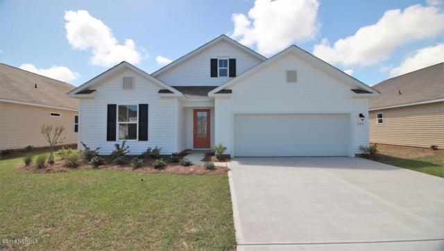 475 Cor Flower Street 601 Arlington D, Carolina Shores, NC 28467 (MLS #100143139) :: Century 21 Sweyer & Associates
