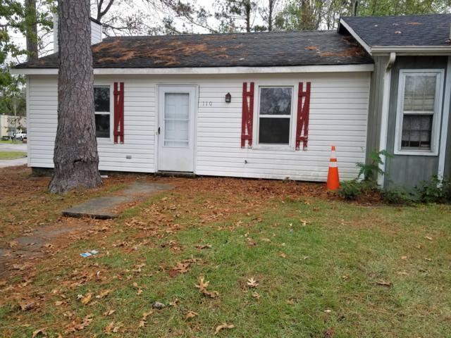 110 Hickory Grove Drive, Jacksonville, NC 28546 (MLS #100143151) :: Century 21 Sweyer & Associates