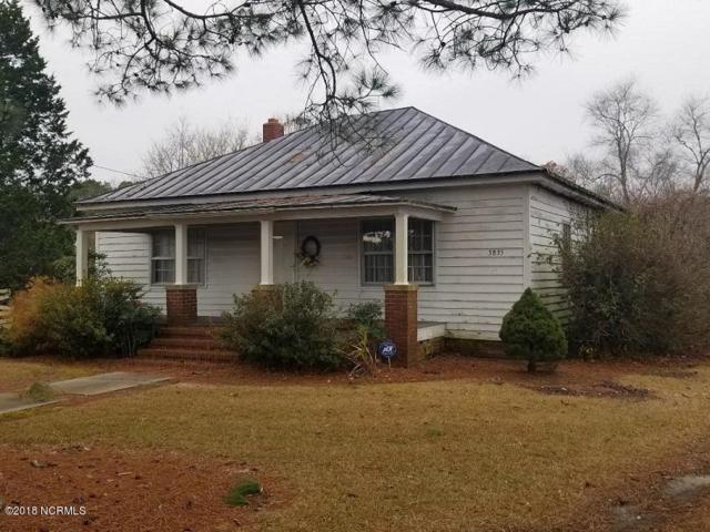 3835 Beargrass Road, Greenville, NC 27834 (MLS #100143193) :: Donna & Team New Bern