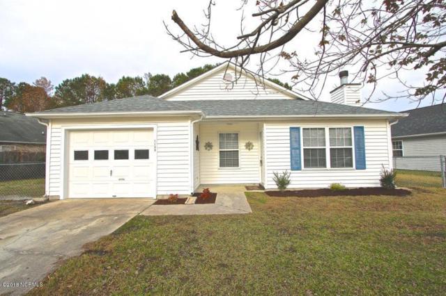 1109 Shroyer Circle, Jacksonville, NC 28540 (MLS #100143210) :: Century 21 Sweyer & Associates