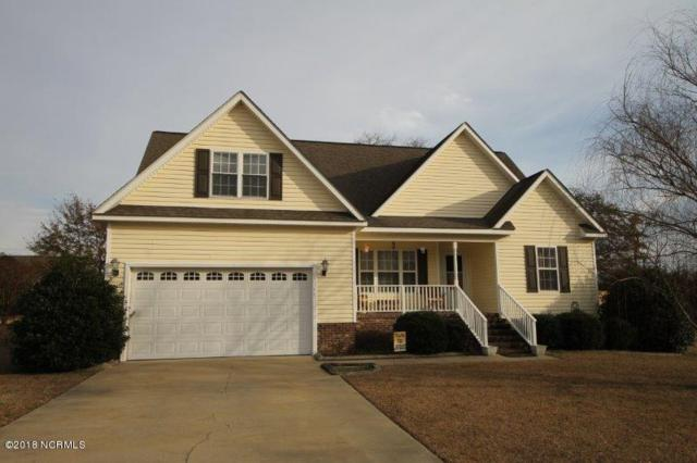 102 Osprey Place, Goldsboro, NC 27534 (MLS #100143219) :: The Bob Williams Team
