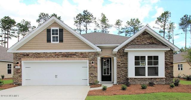 445 Esthwaite Lane SE Lot 3280, Leland, NC 28451 (MLS #100143254) :: RE/MAX Essential
