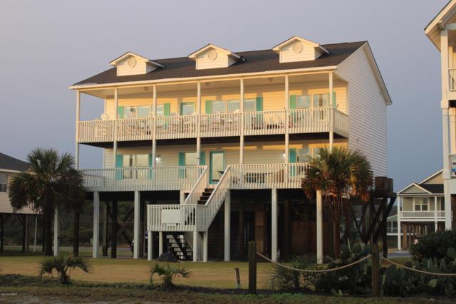 504 W Beach Drive, Oak Island, NC 28465 (MLS #100143284) :: Chesson Real Estate Group
