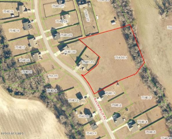 2.46ac Backfield Place, Jacksonville, NC 28540 (MLS #100143307) :: Berkshire Hathaway HomeServices Prime Properties