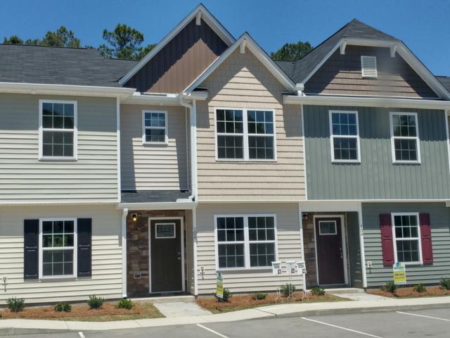 106 Beacon Woods Drive, Holly Ridge, NC 28445 (MLS #100143308) :: RE/MAX Essential