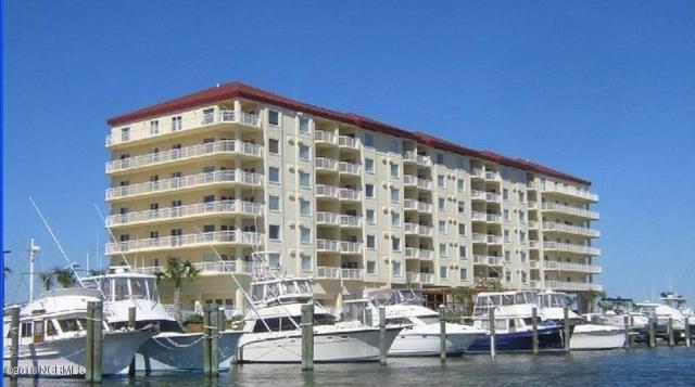 100 Olde Towne Yacht Club Road #411, Morehead City, NC 28557 (MLS #100143331) :: RE/MAX Elite Realty Group