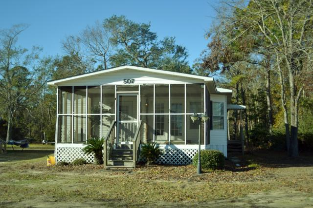 507 Little Kinston Road, Surf City, NC 28445 (MLS #100143355) :: RE/MAX Essential