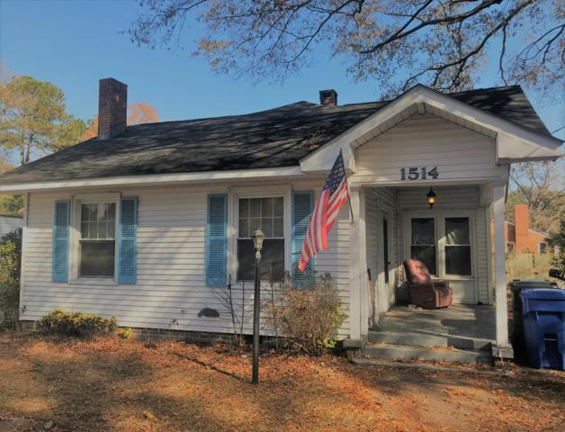 1514 Nash Street N, Wilson, NC 27893 (MLS #100143482) :: Donna & Team New Bern