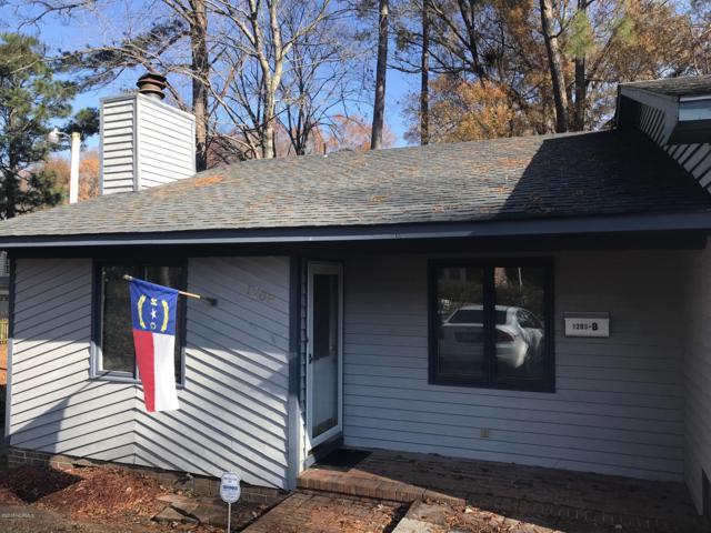 1208 Adams Street N B, Wilson, NC 27893 (MLS #100143494) :: Coldwell Banker Sea Coast Advantage