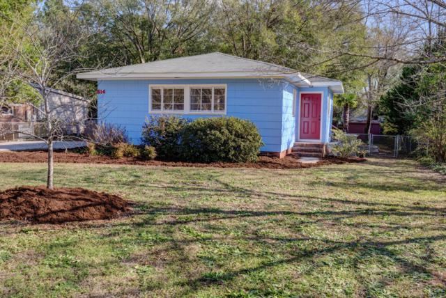 814 Holbrook Avenue, Wilmington, NC 28412 (MLS #100143836) :: RE/MAX Elite Realty Group