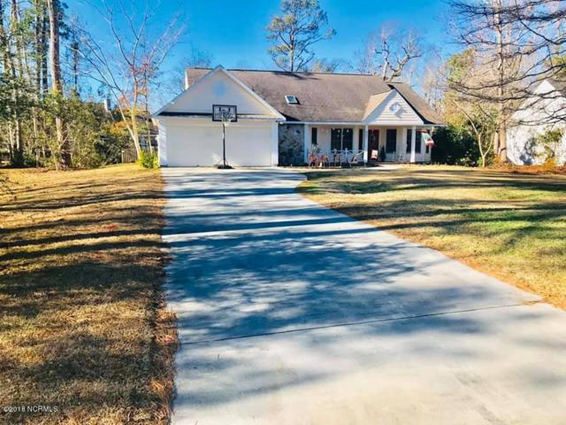 407 Hillcrest Drive, Morehead City, NC 28557 (MLS #100143872) :: RE/MAX Elite Realty Group