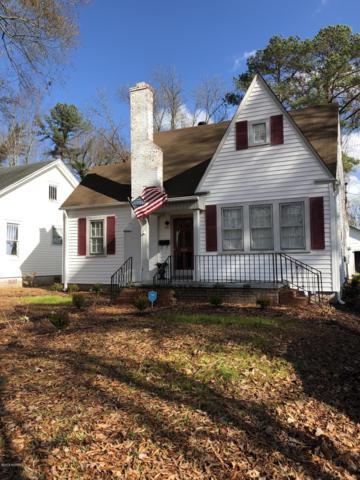 1114 Vance Street N, Wilson, NC 27893 (MLS #100144038) :: Berkshire Hathaway HomeServices Prime Properties