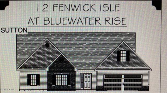 1116 Amberjack Court, New Bern, NC 28562 (MLS #100144150) :: Century 21 Sweyer & Associates