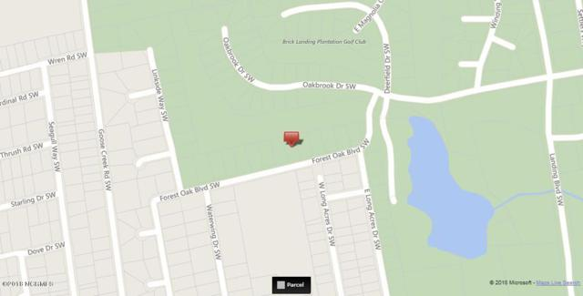 1736 Forest Oak Boulevard SW, Ocean Isle Beach, NC 28469 (MLS #100144180) :: The Bob Williams Team