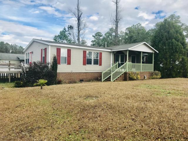 242 Steel Tank Road, Beaufort, NC 28516 (MLS #100144290) :: Berkshire Hathaway HomeServices Prime Properties