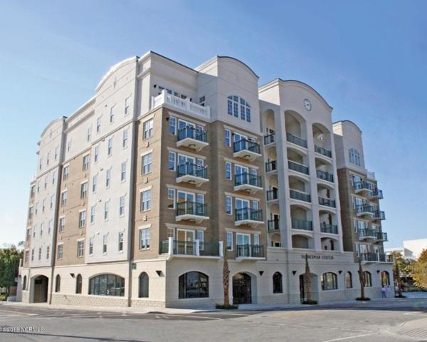 124 Walnut Street #507, Wilmington, NC 28401 (MLS #100144307) :: Chesson Real Estate Group
