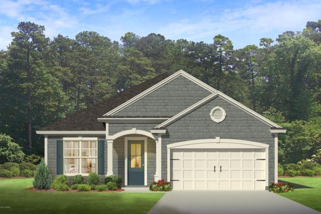 2002 Carriage Harbor Lake Court 1744 Eaton K, Carolina Shores, NC 28467 (MLS #100144418) :: Coldwell Banker Sea Coast Advantage