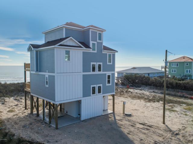 504 Ocean Drive, North Topsail Beach, NC 28460 (MLS #100144553) :: The Oceanaire Realty
