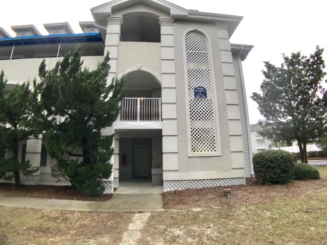 908 Resort Circle #104, Sunset Beach, NC 28468 (MLS #100144580) :: Chesson Real Estate Group