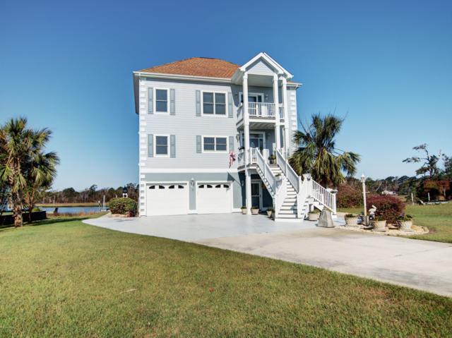 414 Safe Harbour, Newport, NC 28570 (MLS #100144582) :: Century 21 Sweyer & Associates