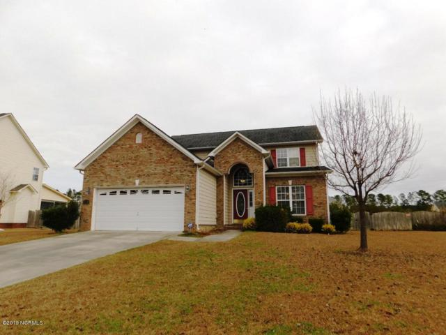 224 Stagecoach Drive, Jacksonville, NC 28546 (MLS #100144618) :: Chesson Real Estate Group