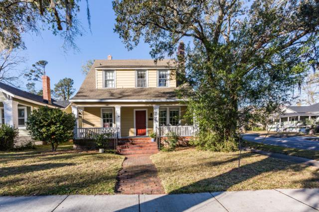 219 N 17th Street, Wilmington, NC 28401 (MLS #100144825) :: Donna & Team New Bern