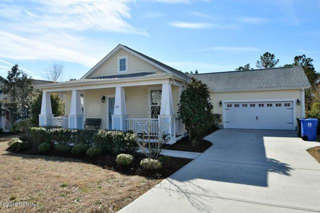 422 Belvedere Drive, Holly Ridge, NC 28445 (MLS #100144828) :: Coldwell Banker Sea Coast Advantage