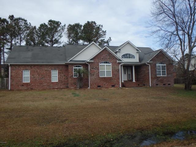 131 E Ivybridge Drive, Hubert, NC 28539 (MLS #100144866) :: Century 21 Sweyer & Associates