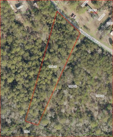 L9 Trout Street, Holly Ridge, NC 28445 (MLS #100144869) :: The Oceanaire Realty