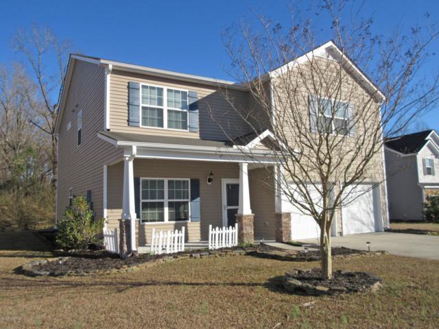 529 Shelmore Lane, Jacksonville, NC 28540 (MLS #100144904) :: Century 21 Sweyer & Associates