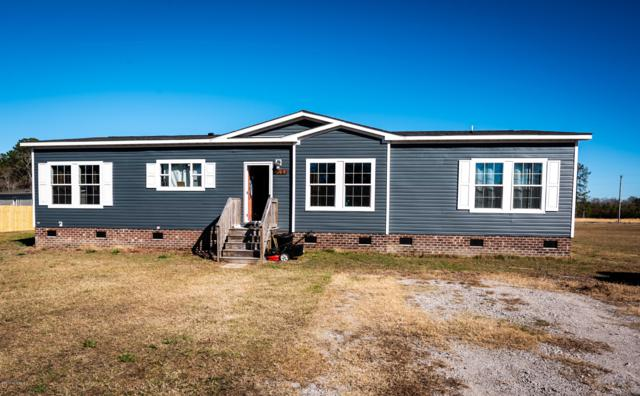 160 Taylor Road, Havelock, NC 28532 (MLS #100144948) :: Chesson Real Estate Group
