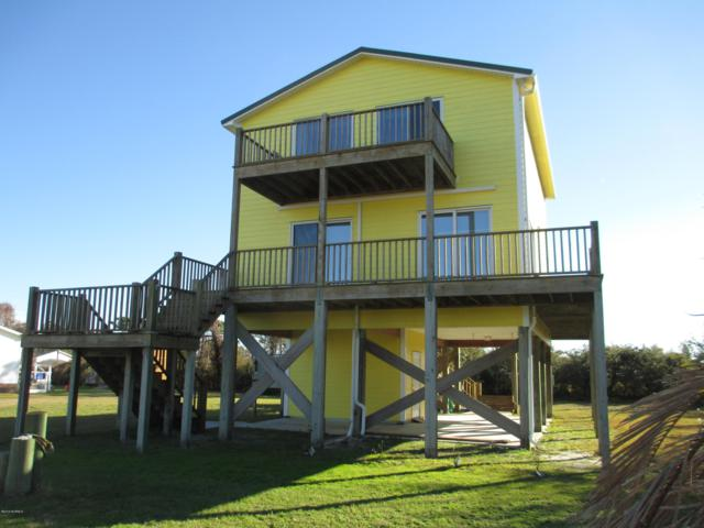 260 Bayview Drive, Harkers Island, NC 28531 (MLS #100144958) :: Chesson Real Estate Group