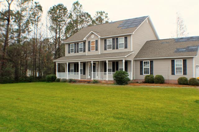 305 Foster Creek Road, Swansboro, NC 28584 (MLS #100144960) :: Coldwell Banker Sea Coast Advantage