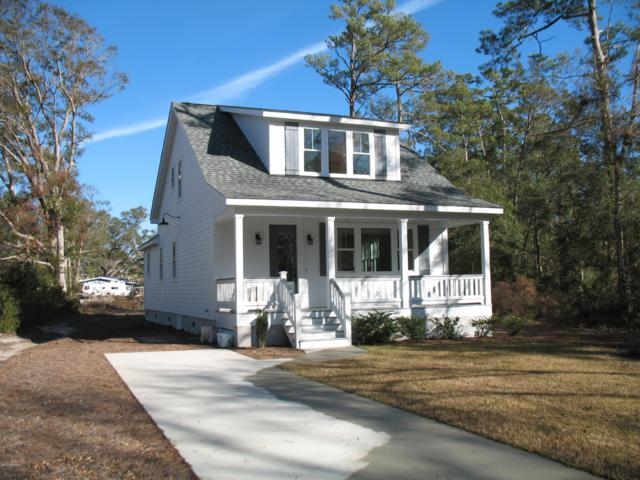 1108 N Caswell Avenue, Southport, NC 28461 (MLS #100144992) :: Chesson Real Estate Group