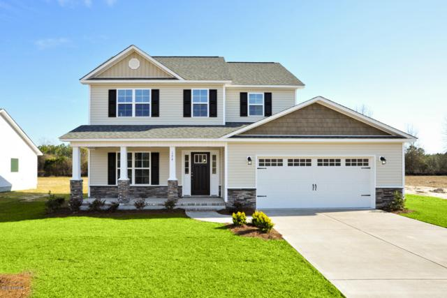 200 Stonebridge Court, Maysville, NC 28555 (MLS #100145119) :: Coldwell Banker Sea Coast Advantage