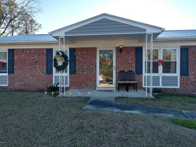 113 Thames Drive, Jacksonville, NC 28546 (MLS #100145193) :: RE/MAX Elite Realty Group