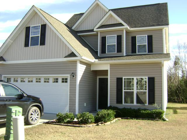 454 Peregrine Ridge Drive, New Bern, NC 28560 (MLS #100145284) :: RE/MAX Essential