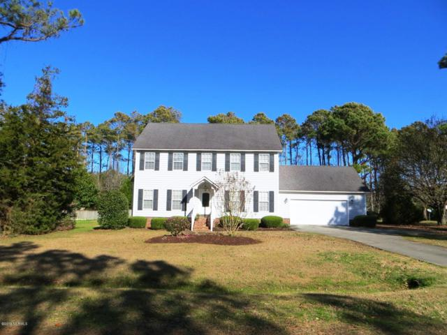 220 Rudolph Drive, Beaufort, NC 28516 (MLS #100145299) :: Chesson Real Estate Group