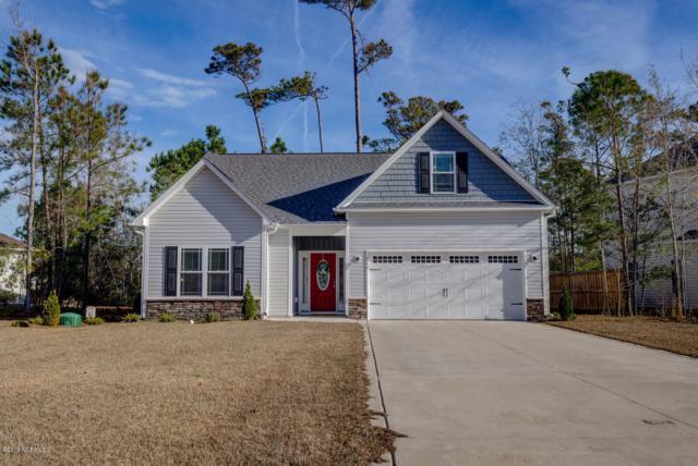 237 Marsh Haven Drive, Sneads Ferry, NC 28460 (MLS #100145440) :: Century 21 Sweyer & Associates