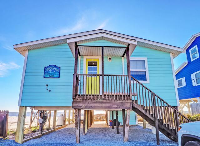2627 E Beach Drive, Oak Island, NC 28465 (MLS #100145550) :: Chesson Real Estate Group