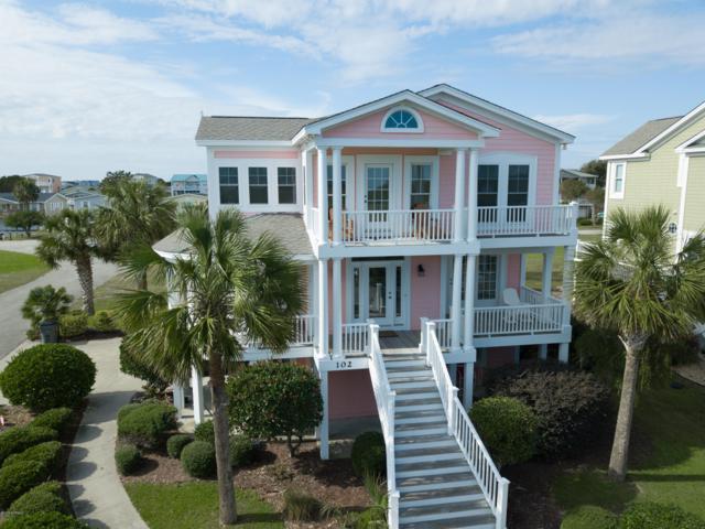 102 Heron Drive, Holden Beach, NC 28462 (MLS #100145667) :: Courtney Carter Homes